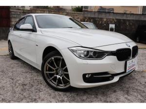 BMW 3シリーズ 320i スポーツ BMW認定店 2年長期無料保証付 黒革シート シートヒーター 18インチアルミ ドライブレコーダー