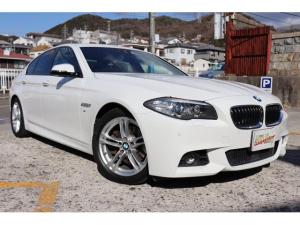 BMW 5シリーズ 523d Mスポーツ BMW認定店 純正HDDナビ地デジフルセグTV バックカメラ 2年長期無料保証付  レーンチェンジウォーニング アイドリングストップ