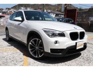 BMW X1 sDrive 20i スポーツ 2年長期無料保証付 ナビフルセグTV バックカメラ ETC コンフォートアクセス アイドリングstop 純正18インチアルミ