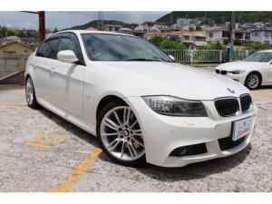 BMW 3シリーズ 335i Mスポーツパッケージ 2年長期無料保証付 革シート サンルーフ 地デジTV パドルシフト  18インチアルミ 直6ターボエンジン