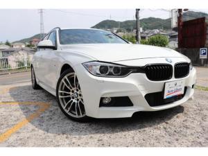 BMW 3シリーズ 320dツーリング Mスポーツ 2年長期無料保証付 衝突軽減 車線逸脱警告 純正ナビ バックカメラ