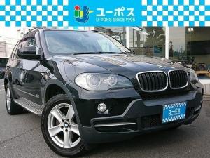 BMW X5 3.0si 4WD サンルーフ 本革シート 禁煙車