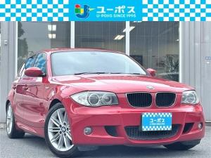 BMW 1シリーズ 116i Mスポーツパッケージ 車検R4年3月 ETC バックカメラ