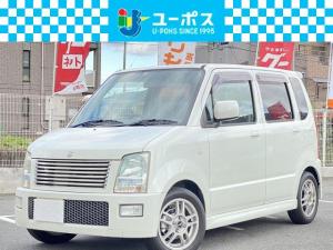 スズキ ワゴンR FT-Sリミテッド ナビTV 社外アルミ