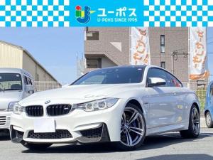 BMW M4 M4クーペ カーボンエアロ・カーボンルーフ・19AW