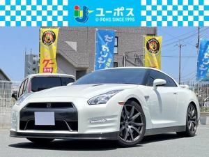 日産 GT-R ブラックエディション 4WD レカロシート 社外マフラー 純正ナビ