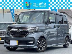 ホンダ N-BOXカスタム G・EXホンダセンシング 純ナビ 衝突軽減 両側電動ドア Rカメラ