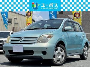 トヨタ イスト 1.3F Lエディション ユーザー買取車両 純CDオーディオ