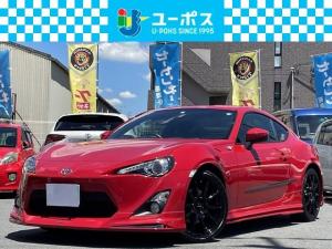 トヨタ 86 GT モデリスタエアロ・クール4本出しマフラー