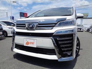 トヨタ ヴェルファイア 2.5Z Gエディション ワンオーナー トヨタセーフティセンス 3眼LEDヘッドライト JBLプレミアムサウンドシステム リヤエンターテイメントシステム 両側電動スライドドア パワーバックドア デジタルインナーミラー