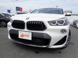 BMW X2 xDrive 20i MスポーツX デビューパッケージ セレクトパッケージ オートマチックテールゲートオペレーション フロントシートヒーティング USB BLuetooth バックカメラ 前後障害物センサー 革シート 電動シート