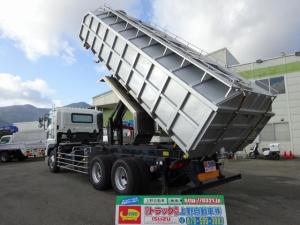 日野 プロフィア 粉粒体運搬車 プライムポリプロ ポリプロピレン ダンプ式
