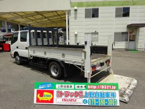 トヨタ ダイナトラック Wキャブ パワーゲート付平ボディ 標準幅 ロング 2t積み