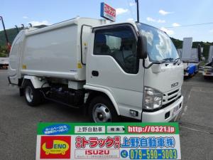 いすゞ エルフトラック プレスパッカー 5.4m3 新明和 G-PX 3.25t積み