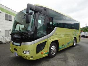 いすゞ ガーラ トイレ付 観光バス サロン仕様 27人乗り HD9