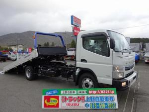 三菱ふそう キャンター 一般型積載車 セーフティーローダー タダノ 3.8t積み