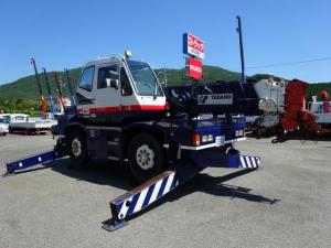 日本その他 日本 タダノ ジブ付ラフタークレーン 10t TR-100ML