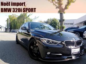 BMW 3シリーズ 320i スポーツ 禁煙車 AGIO鍛造19AW 車高調