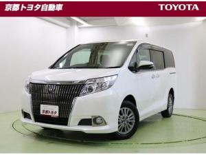 トヨタ エスクァイア Gi 純正9インチSDナビ フルセグTV LEDヘッドライト