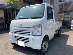 マツダ スクラムトラック  4WD 5MT エアコン パワステ Wエアバッグ
