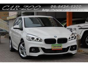 BMW 2シリーズ 218dアクティブツアラー Mスポーツ インテリセーフ