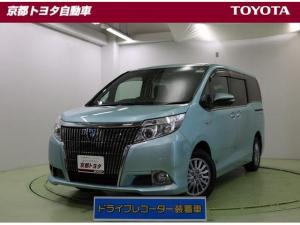 トヨタ エスクァイア Gi 障害物センサー Bカメラ ナビ連動ETC クルコン