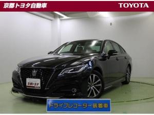 トヨタ クラウン S PCS ETC Bカメラ メモリーナビ スマートキ-