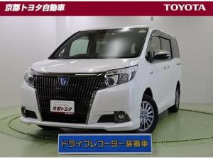 トヨタ エスクァイア Gi ブラックテーラード ドラレコ SDナビ フルセグTV