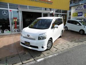 トヨタ ヴォクシー X Lエディション 1オーナー 純正ナビ&TV スマートキー