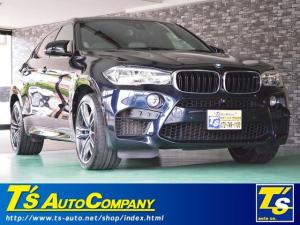 BMW X6 M ベースグレード サンルーフ 白本革 360度カメラ バックカメラ ナビ TV ドラレコ レーダー探知機 ヘッドアップディスプレイ パワーバックドア