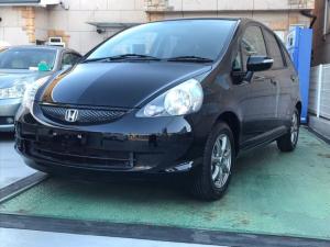 ホンダ フィット 1.3A タイヤ新品 キーレス ETC 社外アルミ CD