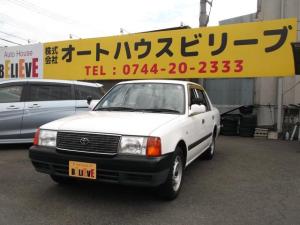 トヨタ コンフォート  元教習車 ガソリン 5速 ファブリックシート PW PS AC 補助ブレーキ
