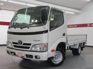 トヨタ ダイナトラック 5速ミッション ガソリン車 1.25t積み  ETC