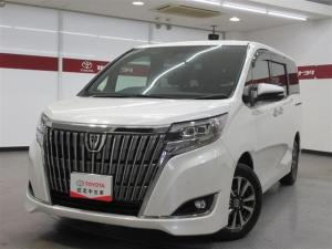トヨタ エスクァイア Xi サイドリフトアップ仕様 Tコネクトナビ バックモニター