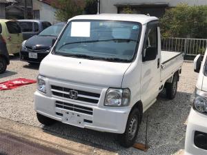 ホンダ アクティトラック SDX 4WD  エアコン 三方開 5MT