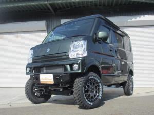スズキ エブリイ ジョインターボ 2WD 4AT 4インチハイリフト ファイナルビースト仕様 公認取得可能
