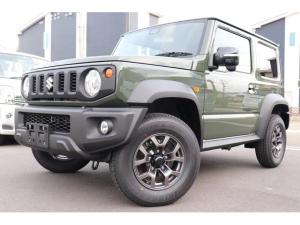 スズキ ジムニーシエラ JC 4WD/LEDヘッドライト/登録済未使用車