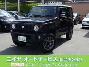 スズキ ジムニー XC 4WD SDナビフルセグバックカメラ 衝突軽減 LED