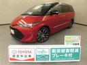 トヨタ/エスティマ アエラス プレミアム-G 両側電動スライドドア スマートキ-