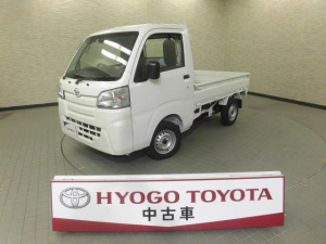 ダイハツ ハイゼットトラック スタンダードSAIIIt 4WD 横滑防止装置 ABS