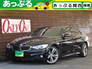 BMW 4シリーズ 420i GCP Mスポーツ ドライビアシスト ナビ地デジ