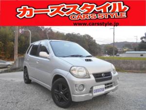 スズキ Keiスポーツ ベースグレード 保証付き 4WD車輛 タイミングチェーン車 アルミホイール付き 電動格納意味ミラー