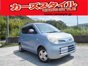 日産 モコ S 保証付き タイミングチェーン 純正キーレス付き シートカバー付き