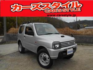 スズキ ジムニー XG 保証付き タイミングチェーン 4WD 純正キーレス付 ルーフキャリアー