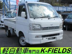 ダイハツ ハイゼットトラック EXT・パワステ・エアコン・4WD・5MT・