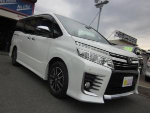 トヨタ ヴォクシー ZS 煌 ユーザー買い取り車 フリップダウンモニター 両側パワスラ