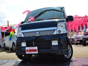スズキ エブリイワゴン PZターボ 地デジナビ 最長18年保証