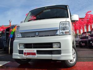 スズキ エブリイワゴン PZターボスペシャル 4WD 最長18年保証