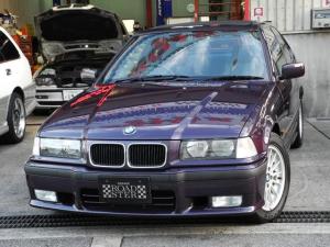 BMW 3シリーズ 318tiコンパクトオープンエアインディビデュアル1オーナー