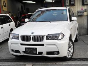 BMW X3 2.5si MスポーツパッケージIHID地デジTV禁煙車